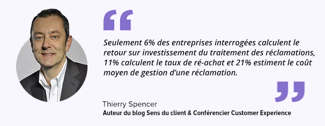 satisfaction client myfeelback Thierry spencer